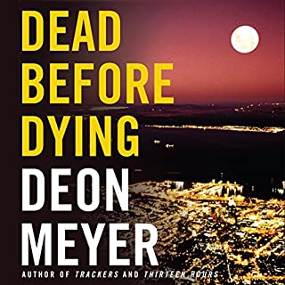 Dead Before Dying audiobook cover art