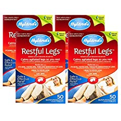 RELIEF OF AGITATED LEGS: Natural relief of the compelling urge to jerk or move legs to relieve sensations of itching, tingling, crawling and the urge to move legs EASY TO USE: Quick-dissolving tablets that melt in your mouth instantly to relieve itch...
