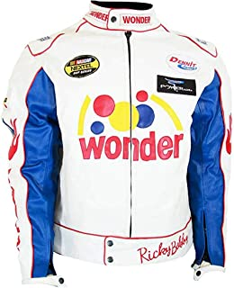 ricky bobby racing jacket