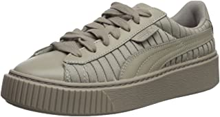 PUMA Womens Basket Platform En Pointe Wn