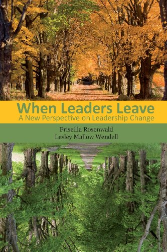 When Leaders Leave: A New Perspective on Leadership Change