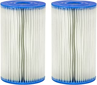Intex Type A Filter Cartridge for Pools-2 Pack