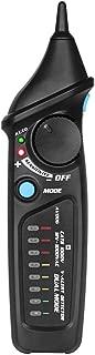 L.P.L 非接触電圧 P 検出器 AVD06 AC 電圧テスト ペン テスターインジケータ 12〜1000V 調整可能 感度 (Color : ブラック, Size : フリー)