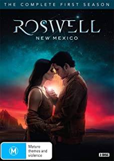 Roswell, New Mexico: Season 1 (DVD)