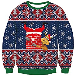 Goodstoworld Ugly Christmas Jumpers