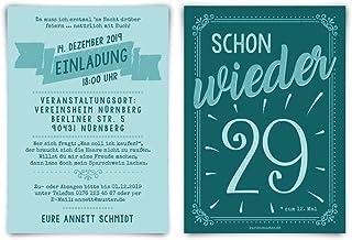 Suchergebnis auf Amazon.de für: 30. geburtstag einladung