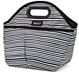 PackIt Freezable Traveler Lunch Bag, Wobbly Stripe