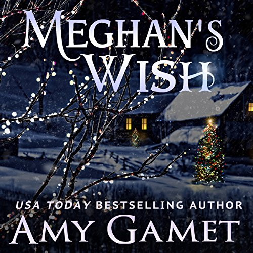Meghan's Wish audiobook cover art