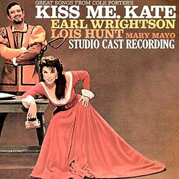 Kiss Me, Kate (Studio Cast Recording)