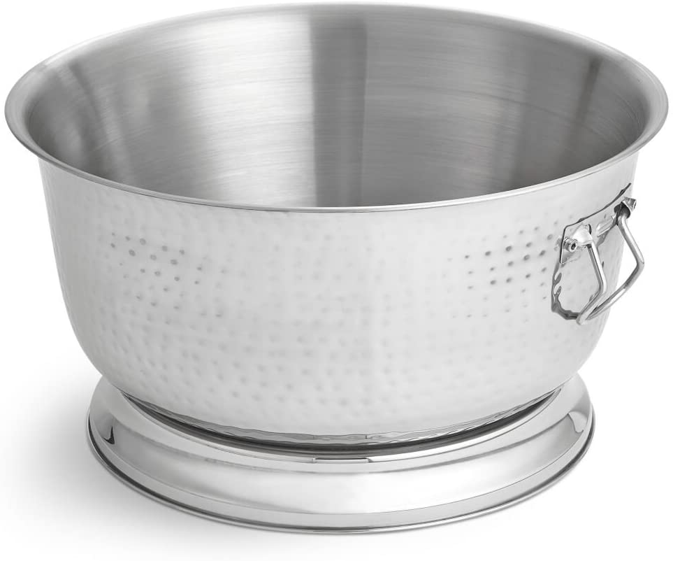 Artisan Double Wall Stainless Steel Beverage Ice Tub Chiller safety 3 Superior