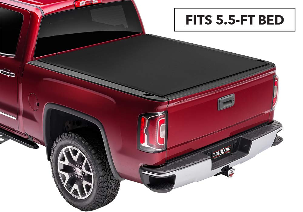 Truxedo Sentry Ct Hard Rolling Truck Bed Tonneau Cover 1572416 Fits 2019 2020 New Body Style Gmc Sierra Buy Online In Suriname At Desertcart Productid 115321151