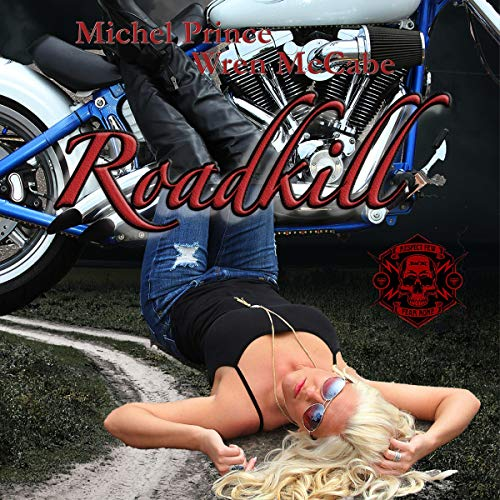 Roadkill audiobook cover art