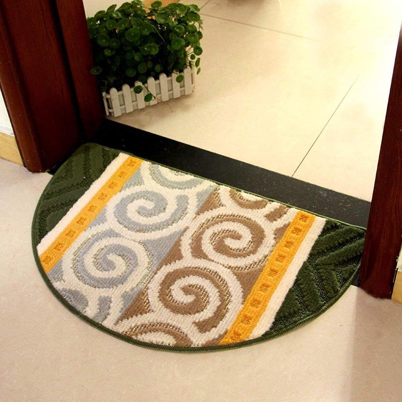 Thickening Carpet Entrance Doormat Mats Baths Water Absorbing Anti - Slip Cushions