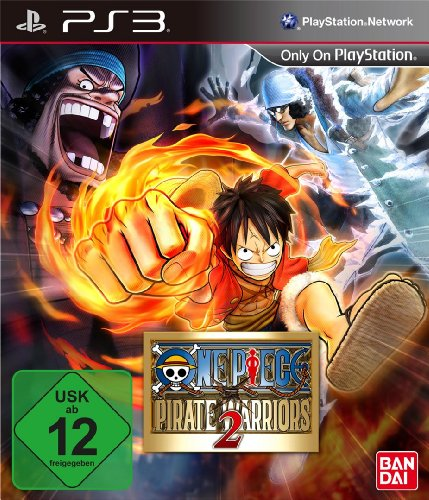 Namco Bandai Games One Piece Pirate Warriors 2 (PS3) - Juego (PlayStation 3, Acción, E12 + (Everyone 12 +))