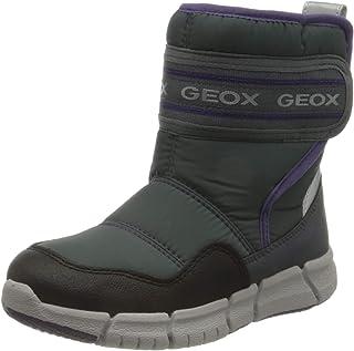 Geox J Flexyper Girl B AB, Snow Boot Niñas