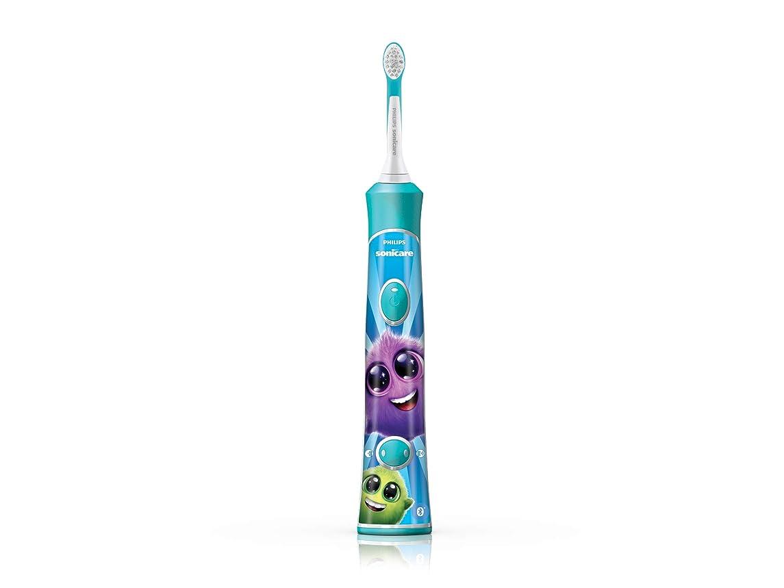 激しいしてはいけないリーズフィリップス ソニッケアー キッズ こども用電動歯ブラシ アプリ連動 HX6326/03