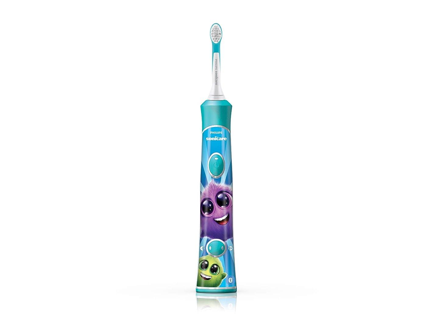 登場いちゃつくコンベンションフィリップス ソニッケアー キッズ こども用電動歯ブラシ アプリ連動 HX6326/03
