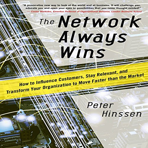 The Network Always Wins cover art