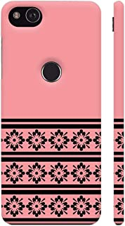 Colorpur Floral Pattern in Pink Printed Back Case Cover for Google Pixel 3 XL
