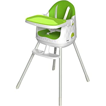 Keter Multi Dine 3 en 1 Chaise haute 6 M 48 m Vert