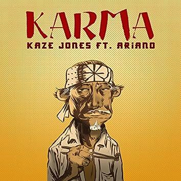 Karma (feat. Ariano) [Instrumental]