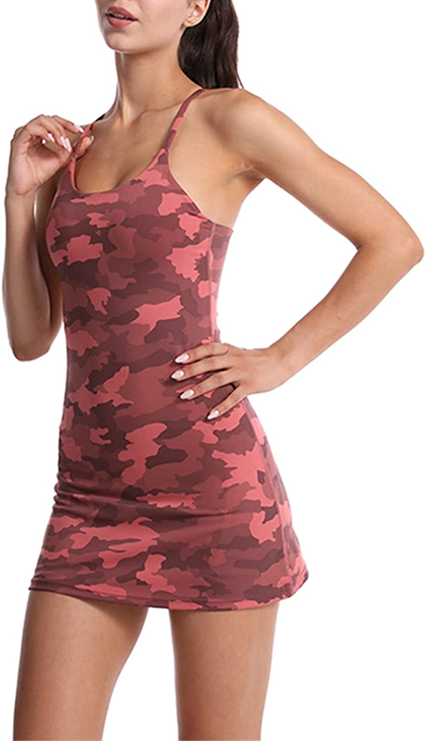 Sobrisah Online limited product Workout Dress for Athleti Tennis Women Luxury Sleeveless