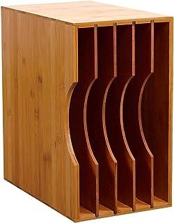 Estante de almacenamiento, Cafetería Hotel Restaurante Escritorio Soporte de CD de madera - Cita para parejas Baile Inicio...