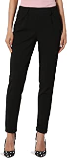 black utility trousers womens
