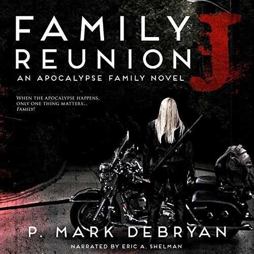 Family Reunion J audiobook cover art