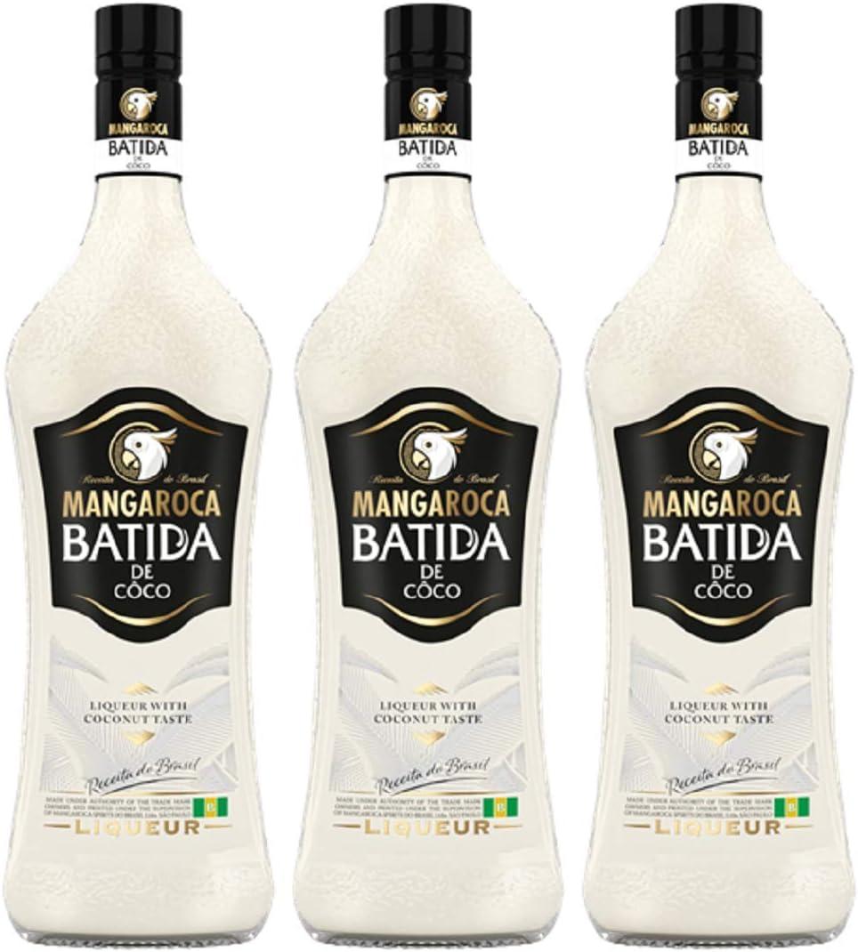 Mangaroca Batida de Côco Likör 8 Prozent vol. 8 x 8,8 l