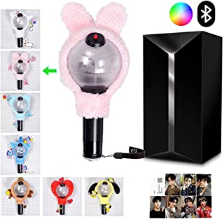 FYee BTS Merch Army Bomb Lightstick ver 3 Official Quality,Bluetooth Connection APP Adjusts Color