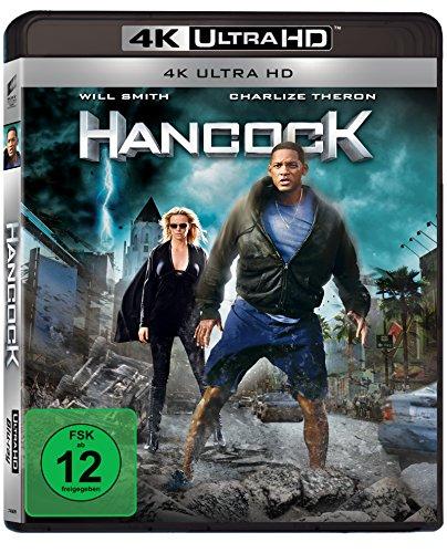 Hancock (4K Ultra HD) [Blu-ray]