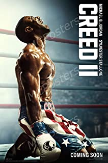 MCPosters - Creed II Rocky Glossy Finish Movie Poster - MCP555 (24