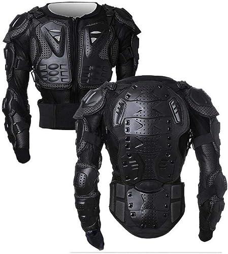 WILDKEN Veste Armure Moto Blouson Motard Gilet Protection Équipement de Moto Cross Scooter VTT Enduro Homme ou Femme