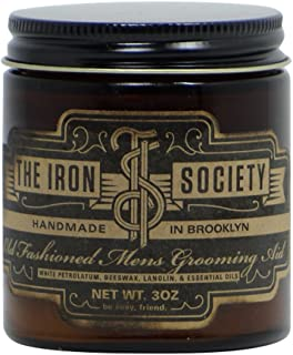 old fashioned hair pomade