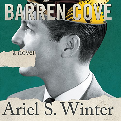Barren Cove audiobook cover art