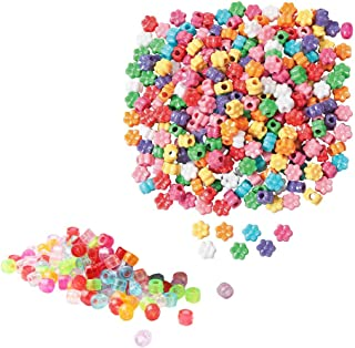 Best plastic flower beads Reviews
