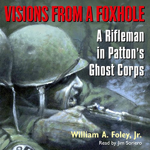 Visions From a Foxhole audiobook cover art