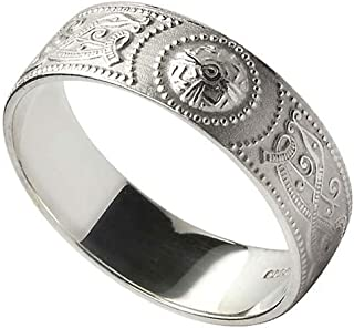Best celtic warrior band ring Reviews