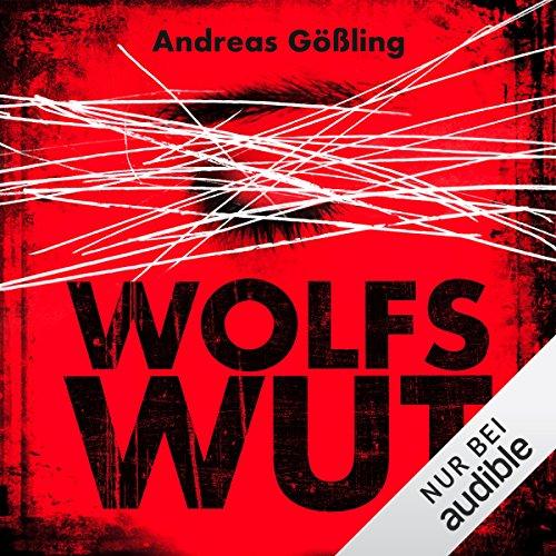 Wolfswut audiobook cover art