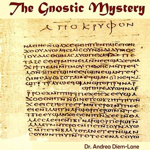 The Gnostic Mystery audiobook cover art
