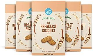 Amazon-merk: Happy Belly - haverontbijtkoekjes 5 x 300 g