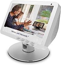 Echo Show 8 Adjustable Stand, Stand for Amazon Echo Show 8, Horizontal 360 Rotation Longitudinal Angle Change Echo Show 8 ...