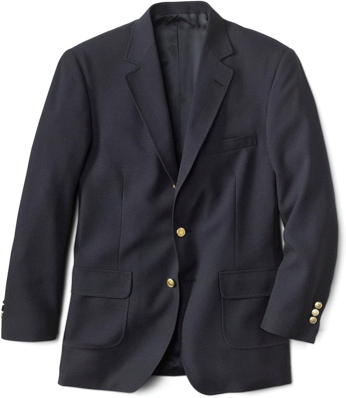 Orvis Traveler's Hopsack Blazer Blue Long Charlotte Mall 44 Ranking TOP17