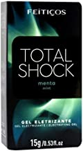 TOTAL SHOCK GEL ELETRIZANTE BEIJÁVEL 15G MENTA