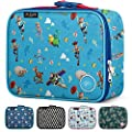 Simple Modern Kids Lunch Box-Insulated Reusable Meal Container Bag for Girls, Boys, Women, Men, Small Hadley, Toy Story: Andy's Toys by Simple Modern