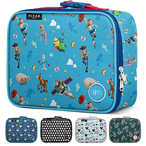 Simple Modern Kids Lunch Box-Insulated Reusable Meal Container Bag for Girls, Boys, Women, Men, Small Hadley, Disney: Toy Story Andy's Toys