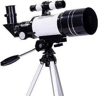 تلسكوب فلكي جديد 30070 رؤية ليلية عالية الدقة 150X كسارة في الفضاء العميق القمر مشاهدة مكونات تلسكوب فلكي