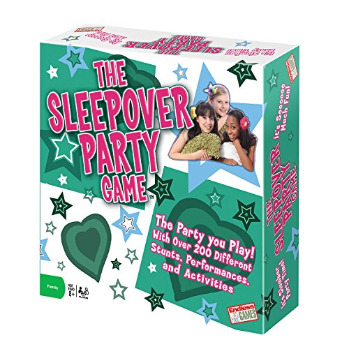 Endless Games Sleepover Party - The Party You Play - Activity Game for Kids Ages...