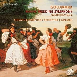 Goldmark: Rustic Wedding Symphony by Singapore Symphony Orchestra Hybrid SACD - DSD edition (2013) Audio CD
